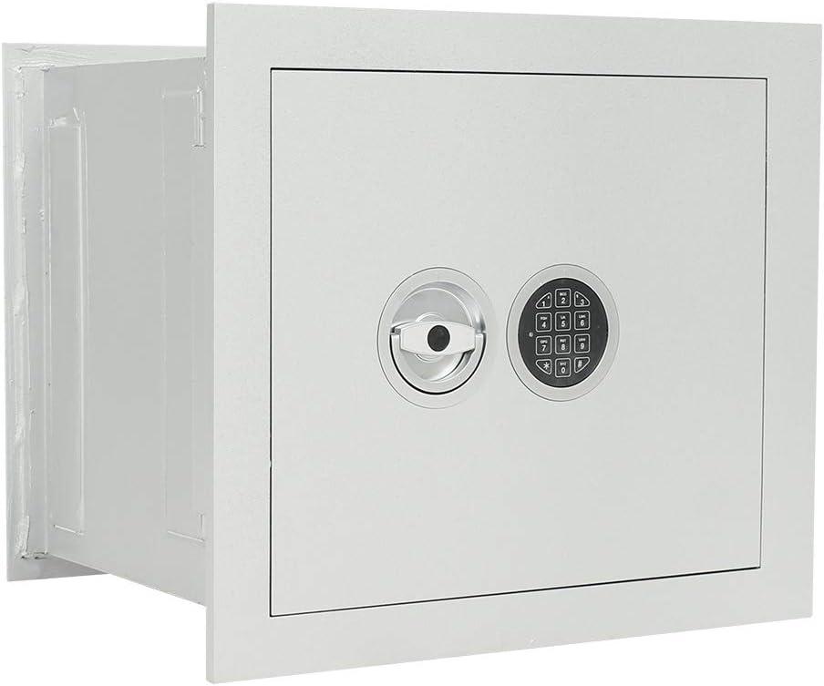 profirst Neptun 45 – Caja fuerte de pared con cerradura electrónica, certificado en1 VDS I 1143 – 1, ideal para joyas, documentos, B49 X H43 X t38,5 cm, 56 kg: Amazon.es: Bricolaje y herramientas