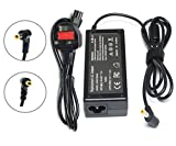65W 19V 3.42A Replacement Ac Adapter Charger for Asus X401X401A X501 X501A X550 X550C X551M X551CA X751MA;AD887320 ADP-65DW B ADP-65JH BB Laptop
