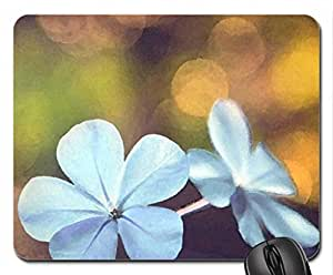 Only Time! Mouse Pad, Mousepad (Flowers Mouse Pad, 10.2 x 8.3 x 0.12 inches)