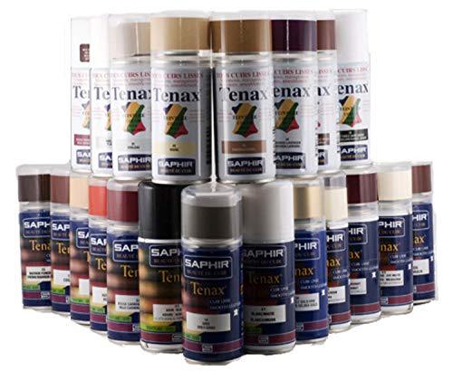 Saphir Tenax Leather Dye 150ml Aerosol (Dark Brown) ()