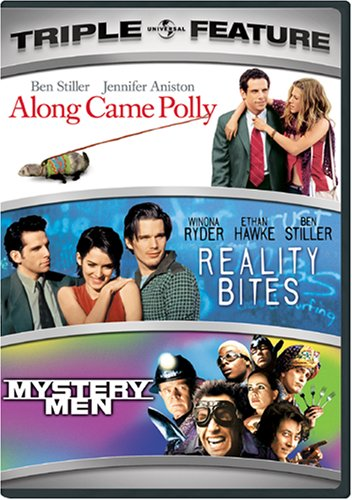 Along Came Polly   Reality Bites   Mystery Men  Triple Feature