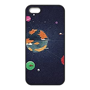 Custom cartoon Back Cover Case for iphone5,5S JN5S-360