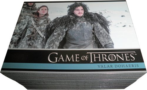 Game of Thrones Season Three Complete 98 Card Basic Set