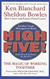 img - for High Five! The Magic of Working Together (The One Minute Manager series) by Kenneth Blanchard (2004-06-07) book / textbook / text book