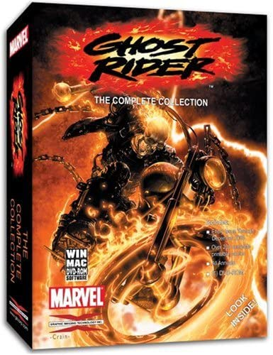 B000MVP6RO Ghost Rider: The Complete Collection 51quNYwiKUL.