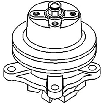 Amazon Com All States Ag Parts Water Pump Kubota L295 L295 L245