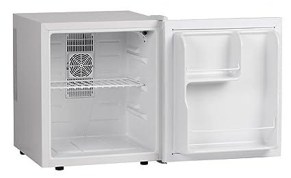 Leiser Mini Kühlschrank Mit Gefrierfach : Amstyle minikühlschrank liter minibar weiß freistehender mini