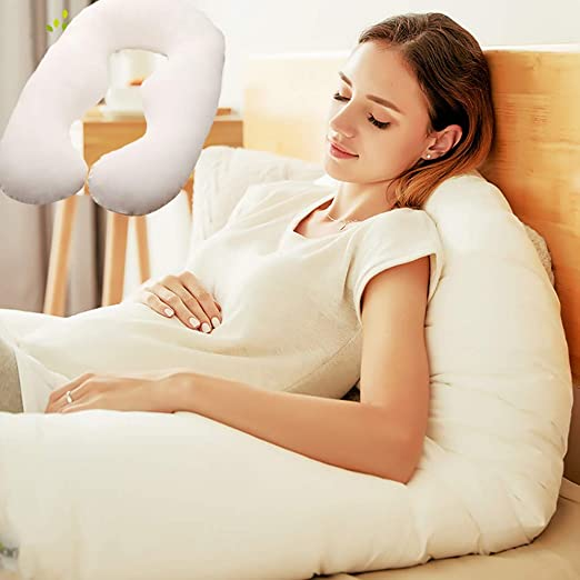 YCKJ-Pillows Almohada de Embarazo, Cojín de Lactancia ...