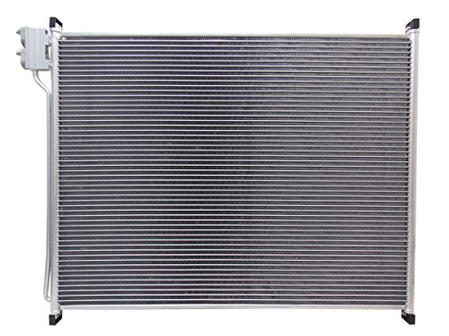 AC A/C CONDENSER FOR FORD FITS F- SUPER DUTY PICKUP EXCURSION V10 (2000 Ac Condenser)