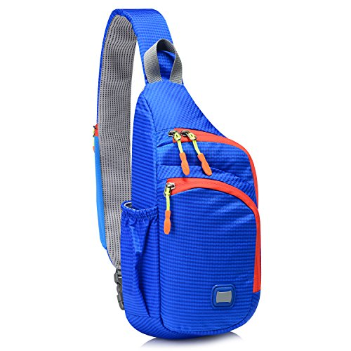 Lecxci Backpack Lightweight Waterproof Shoulder