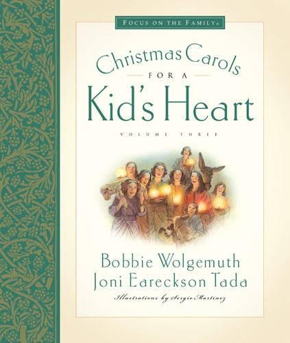 Download Christmas Carols for Kid's Heart (Hymns for a Kid's Heart, Vol. 3) PDF
