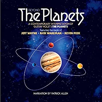 Image result for RICK WAKEMAN, JEFF WAYNE, KEVIN PEEK Beyond the Planets