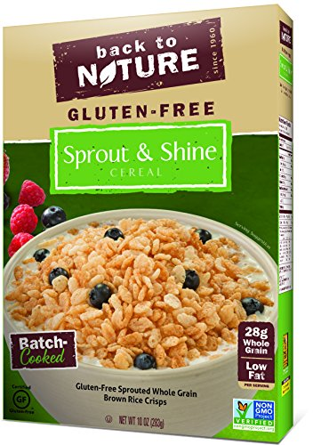MO Cereal, Sprout and Shine, 10 Ounce ()
