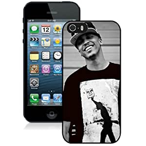Beautiful And Unique Designed Case For iPhone 5 With August Alsina 1 Phone Case