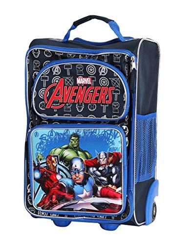 Marvel Boys' Avengers Pilot Case, BLACK/BLUE