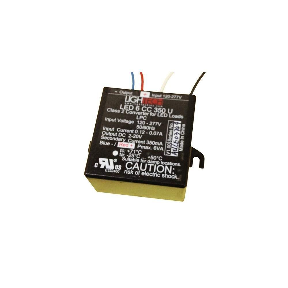 GE's Lightech GELD6DMV350SL LED Driver / 66864 / LED Driver 6W 350mA Constant Current