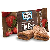 Nature's Bakery Whole Wheat Fig Bar, Strawberry, (Pack of 12)