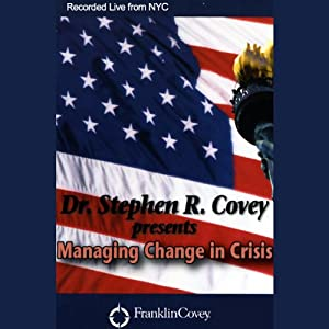 Managing Change in Crisis Speech