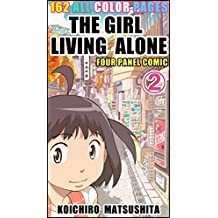 THE GIRL LIVING ALONE 2 (162 ALL COLOR PAGES)