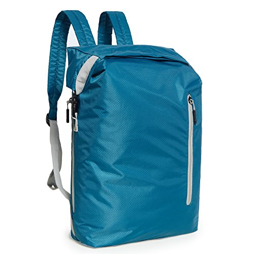 7b5f3ad14241 Amazon.com  Xiaomi Lightweight Foldable Packable Backpack Outdoor Travel  Hiking Daypack 20L  Clothing