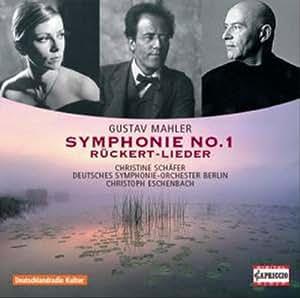 Symphony No.1 Ruckert Songs