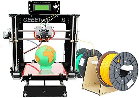 Geeetech® Acrylic i3 Pro C Impresora 3d de montar para ...