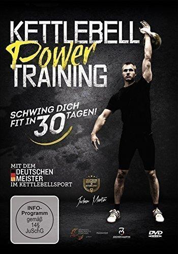 Kettlebell Power Training: Schwing Dich fit in 30 Tagen! [Über 9 Stunden Spieldauer!]