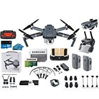 DJI Mavic Pro Drone Starters Bundle with Must Have Accessories