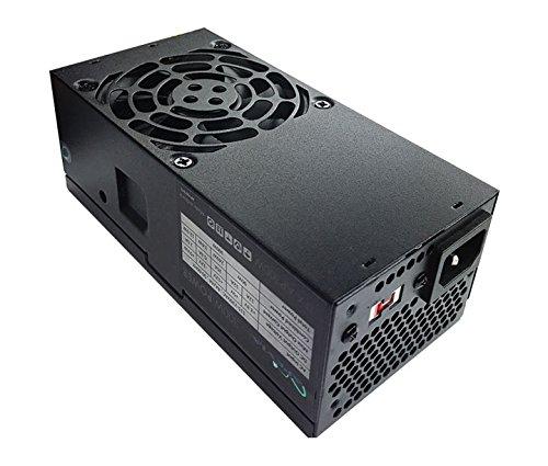 Apevia TFX-AP300W Standard Flex ATX 300W Power Supply - 115-230V AC, 1 x 20/24Pin Main Power, 1 x 12V(P4), 3 x Pheripheral, 3 x SATA, 1 x Floppy