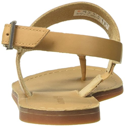 Gulch Timberland doe Gulch Sandales Ankle Femme Dry Beige Thongdoe Carolista wBq6x4BI