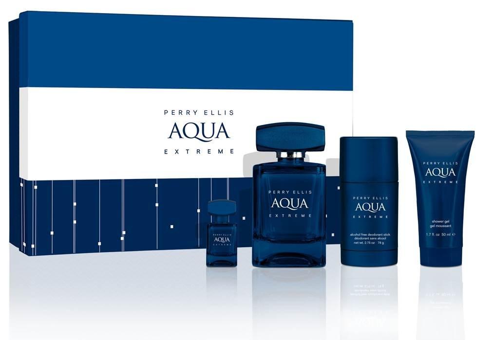 Perry Ellis Aqua Extreme Eau De Toilette Spray, 3.4 Ounce Nandansons (DROPSHIP) 844061010819