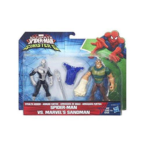 Sandman Costume (Ultimate Spider-Man vs. The Sinister Six: Spider-Man vs. Marvel's Sandman)