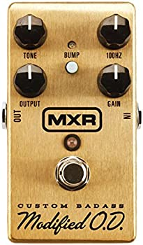 MXR M77SE Special Edition Badass Overdrive Effects Pedal
