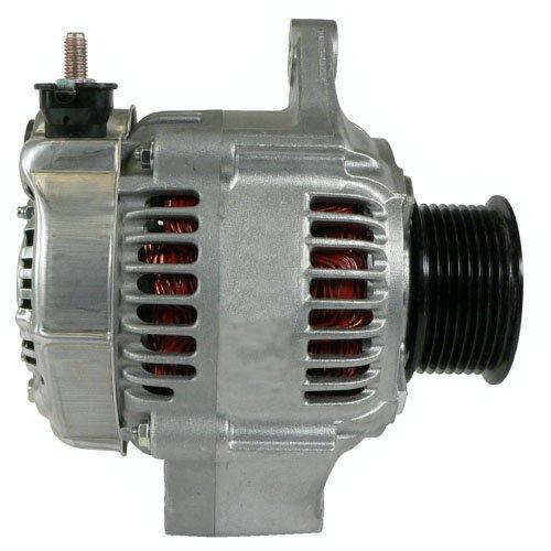 DB Electrical AND0435 New Alternator For 8.1 8.1L 12.5L 12.5 John Deere Marine Engine 6081AFM01, 6125AFM01 ND102211-1180 102211-1180 4-1078XMP 400-52096 RE500227 12474N
