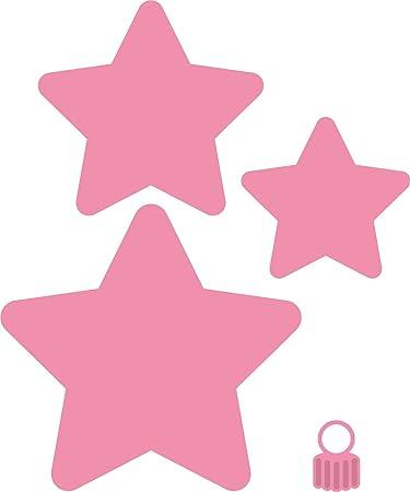 Stella Di Natale Big Shot.Marianne Design Fustella Collectables Stella Di Natale Metal Pink