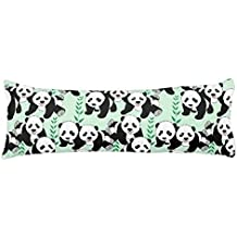 Panda Bears Design Body Pillow Cover