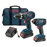 Bosch CLPK232-181 18-Volt Max 2-Tool Combo Kit