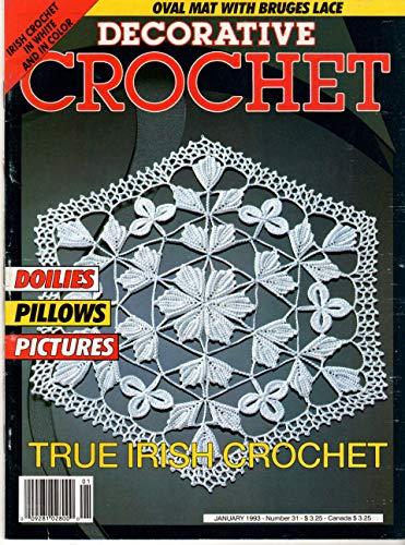 Decorative Crochet January 1993 - Number 31