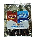 Jmk 00869 Foil Hot & Cold Bag, 30 Lbs, Large