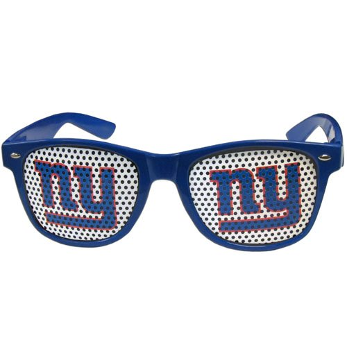 Siskiyou NFL New York Giants Game Day Shades Sunglasses