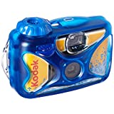 Kodak 8004707 Sport Disposible Camera, 27 Exposure, Waterproof up to 50-Feet
