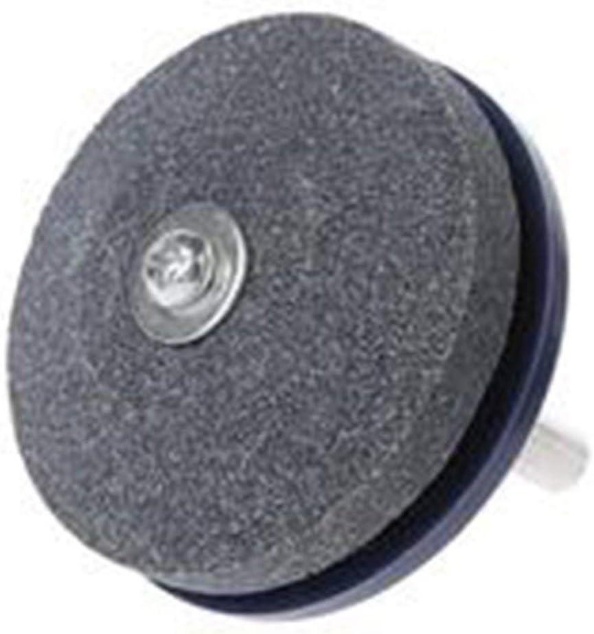 Mazuer Afilador de energía eólica Compacto y liviano Afilador de cortacésped Afilador Industrial Afilador Fácil de Usar (Color: Aleatorio)