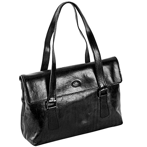 20 A Schwarz Spalla The Donna Bridge Nero 04418801 Borsa xq0va