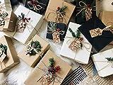 RUSPEPA Gift Kraft Arts Paper Roll-12 Inch