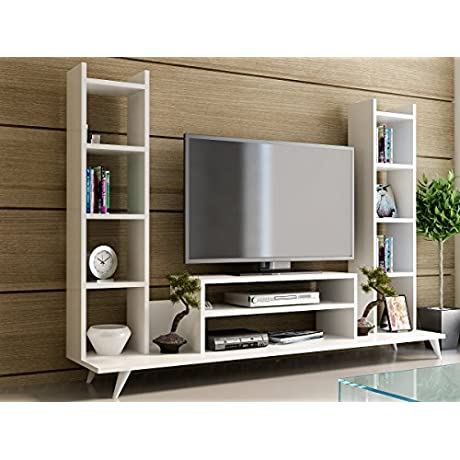 Decorotika Gen 71 TV Stand Entertainment Center