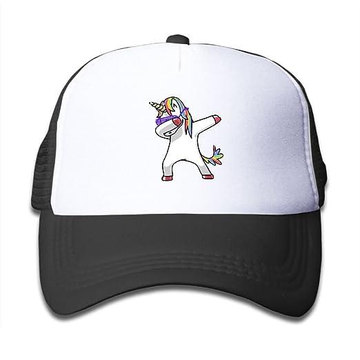 e82af088afc Aiw swag dabbing unicorn mesh baseball cap kids trucker hats boy and girl  jpg 522x522 Swager