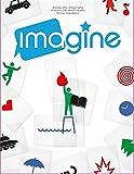 OLIPHANTE Imagine-Gioco di società con più di 1000 Enigmi in Italiano, da Far Indovinare,, 14255