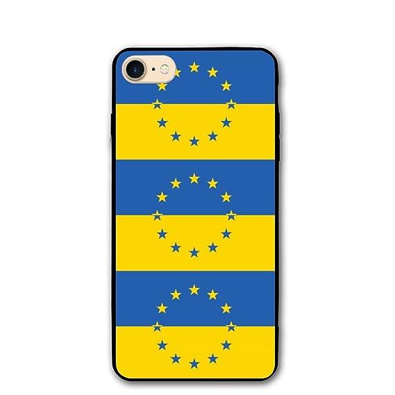 iphone 8 case eu flag