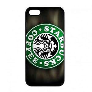 Popular Starbucks iPhone 5 5S Phone Back Funda,the Starbucks Coffee Brand Funda