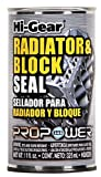 Hi-Gear HG9037s Radiator and Block Seal - 11 fl. oz.